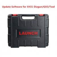 Update Software for X431 Diagun/GX3/Tool/X431 IV/X431 GDS for Car