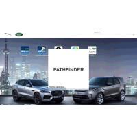 JLR DoiP VCI Pathfinder Diagnostic Software 2020