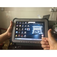 2019.03V MB SD C4 SD Connect Compact 4 Plus 10 Inch Panasonic tablet  FZ-G1 I5 500G SSD Software Installed Ready to Use