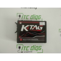 KTAG V2.25  EU Online Version Firmware V7.020 K-TAG Master with Red PCB No Tokens Limitation